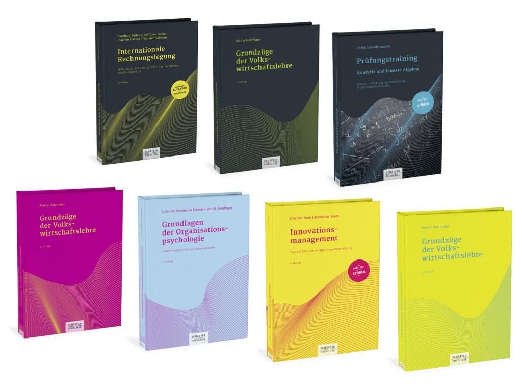 Schaeffer-Poeschel- Standardbücher